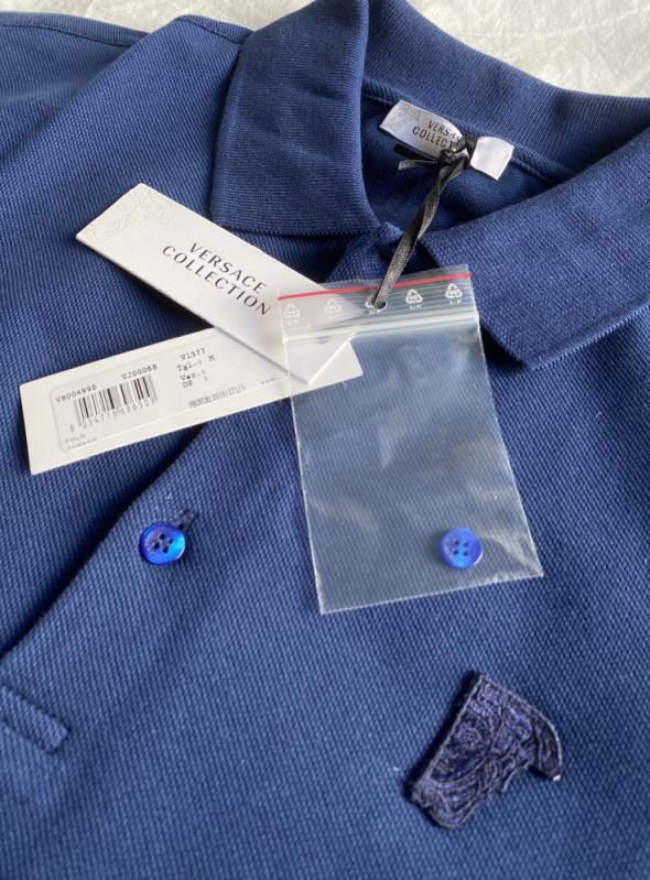 Bluzka Polo Versace