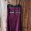 Sukienka wizytowa piękny śliwkowy kolor...