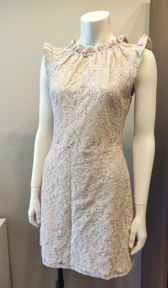 Sukienka kremowa ASOS 38