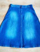 Spódnica jeans Marks&Spencer 40 L...