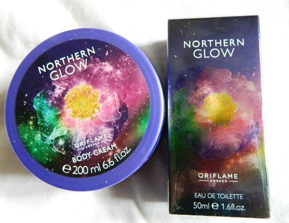 Zestawy Northern Glow perfum balsam zestaw Oriflame