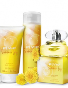 Elvie Summer Joy perfum balsam żel zestaw Oriflame...