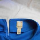 Sexy Niebieska mini spódniczka S