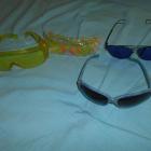 4 szt Damskie Okulary stylowe Zestaw