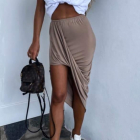 Spódnica asymetryczna
