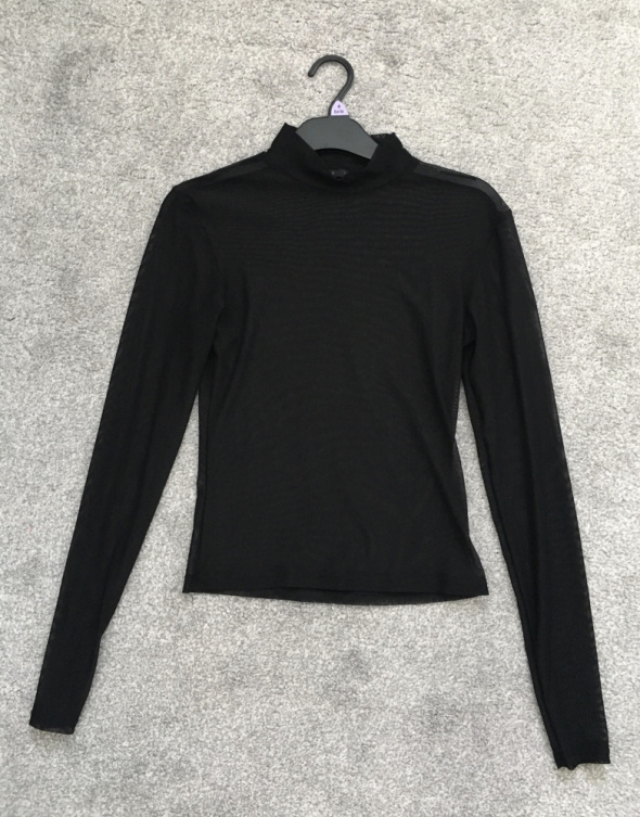 Bluzki koszulka siateczkowa Pull&Bear