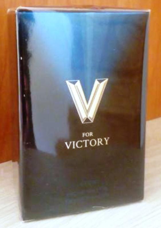 Avon V for Victory woda toaletowa EDT 75ml