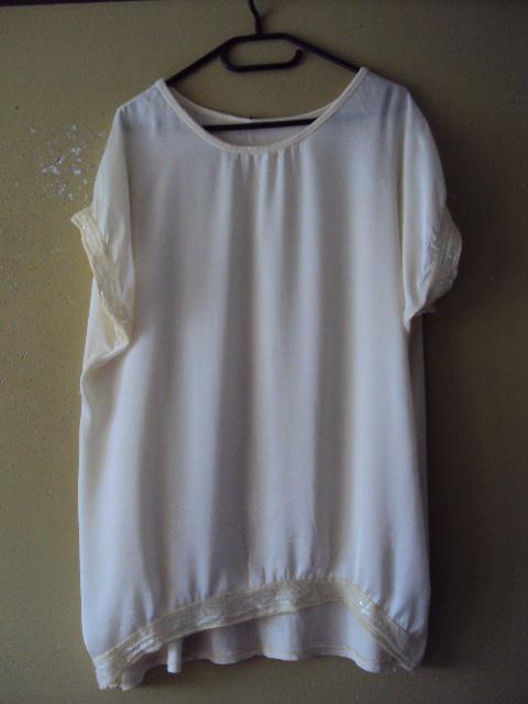 Bluzki włoska bluzeczka