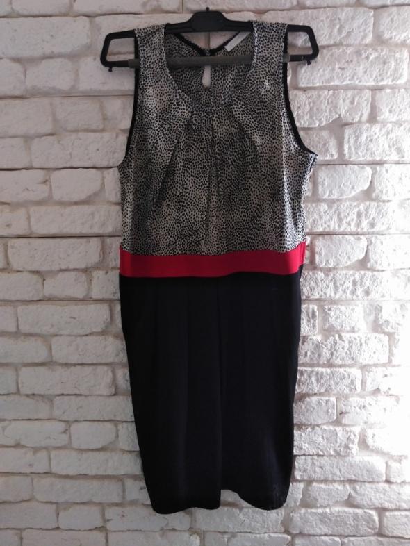 Suknie i sukienki SUKIENKA PROMOD L XL