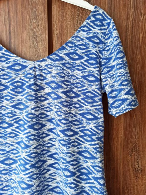 Bluzka H&M geometryczne wzory...