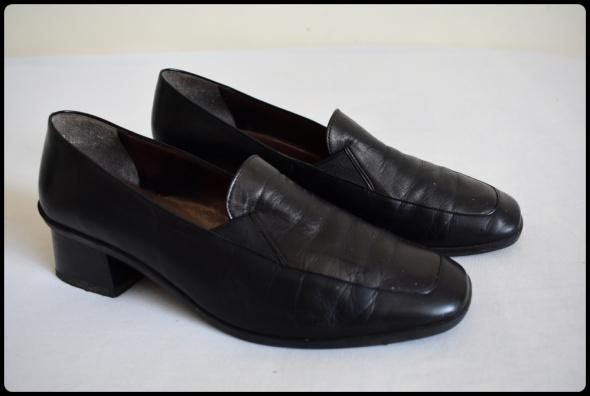 Buty damskie na szerszą stopę rozmiar 41 42 wkładka 27 cm