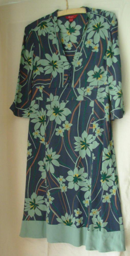 Sukienka z wiskozy MONSOON 38...