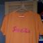 Nowa koszulka Plny Lala Pina Colada w kolorze pomarańczowym...