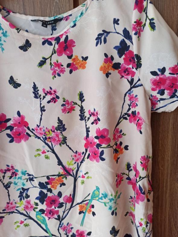 Bluzka New Look krótki rękaw XL...