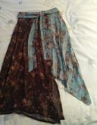 Spódnica asymetryczna...