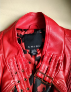 Piękna czerwona kurtka AMISU...