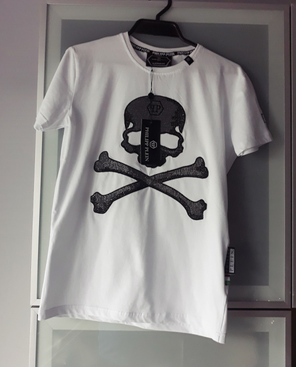 Nowa Koszulka Philip Plein rozmiar M