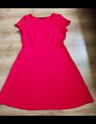 Sukienka czerwona George 42...