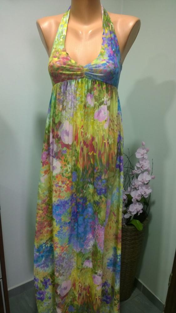 sukienka maxi S