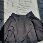 Krótka spódnica spódniczka czarna Bershka 36 s
