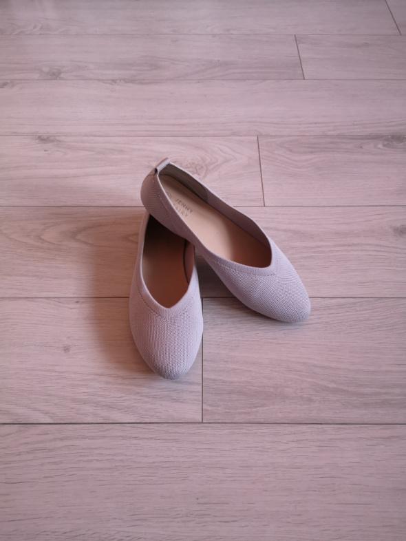Baleriny półbuty 40 buty letnie...