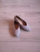 Baleriny półbuty 40 buty letnie