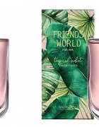 Friends World Tropical Sorbet EDT Oriflame...