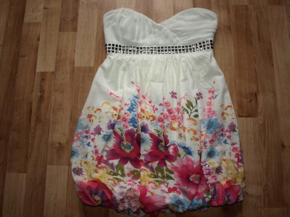 Suknie i sukienki Sukienka tunika rozm M