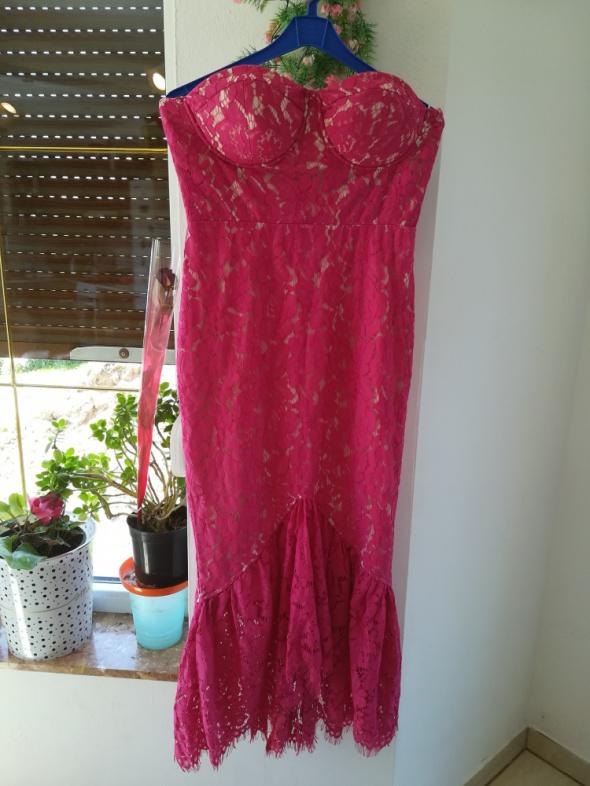 Nowa sukienka Boohoo XL...