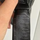 Szara tunika dzianinowa ciepła motyl H&M rozm L 40