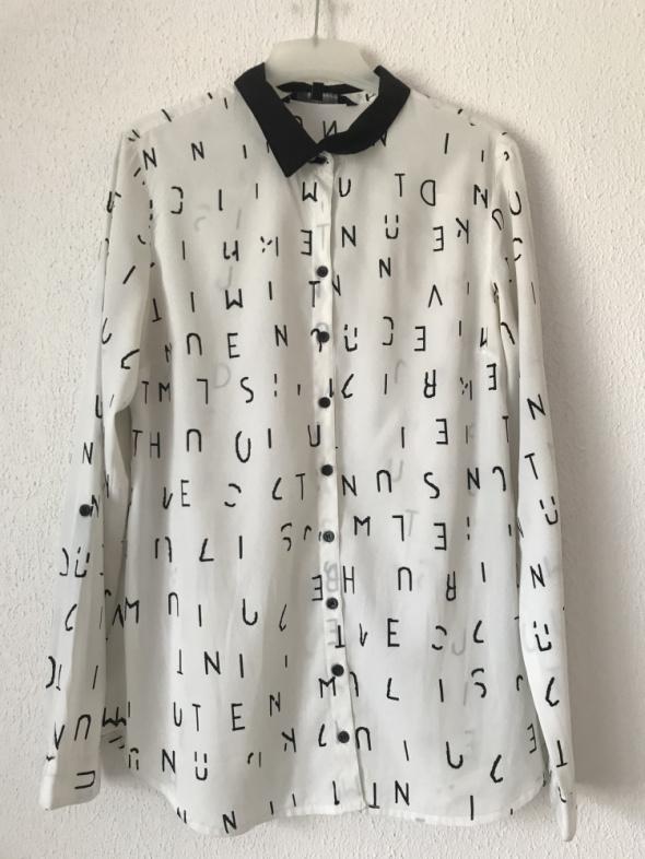 Biała koszula bluzka Reserved 36 S