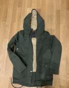 Review kurtka zimowa jesienna khaki 34 xs...