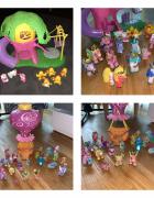 Domek na drzewie 12 sztuk Filly My Little Pony Balon lampka...