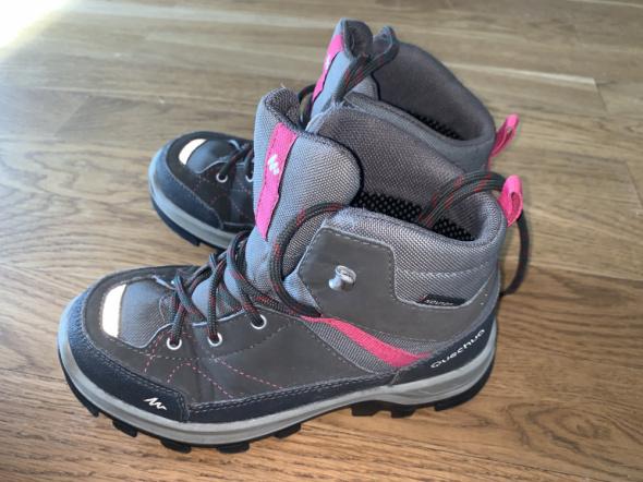 Decathlon buty górskie trekkingowe 33