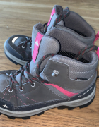 Decathlon buty górskie trekkingowe 33...