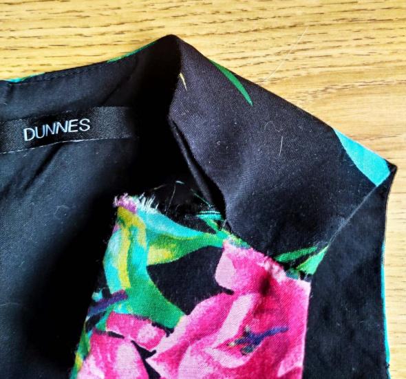 Sukienka kwiaty Dunnes 14 42 XL