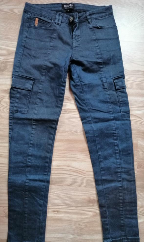 Spodnie z kieszeniami Cropp S...