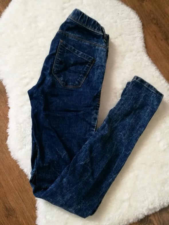 Spodnie Marmurkowe rurki