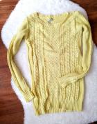 Sweterek cytrynowy...