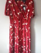 Sukienka midi maxi XL...