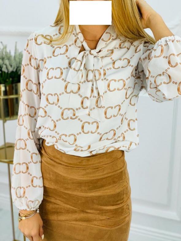 Koszule bluzka koszulowa koszula wiązana
