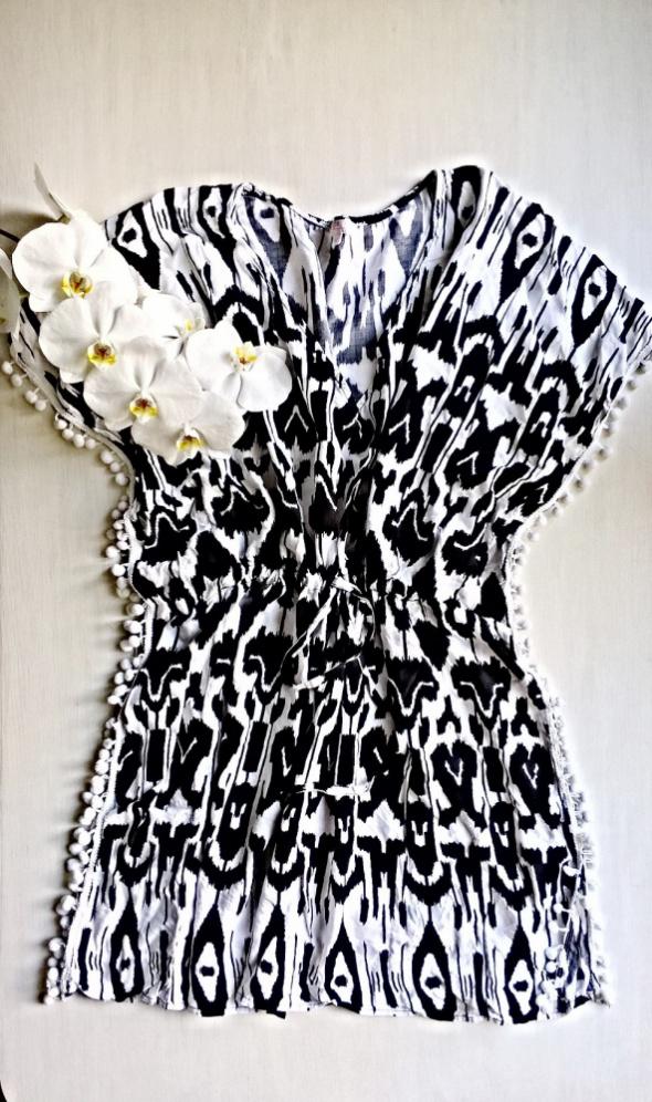 Letnia sukienka Papaya S M L wiskoza