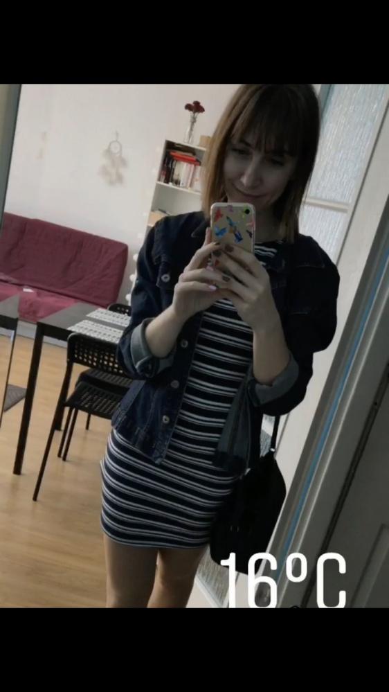 sukienka paski mini sinsay 34