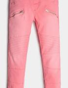 Spodnie różowe...