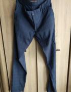 spodnie wizytowe w kratkę 32 L