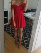 Czerwona sukienkka missguided nowa s...