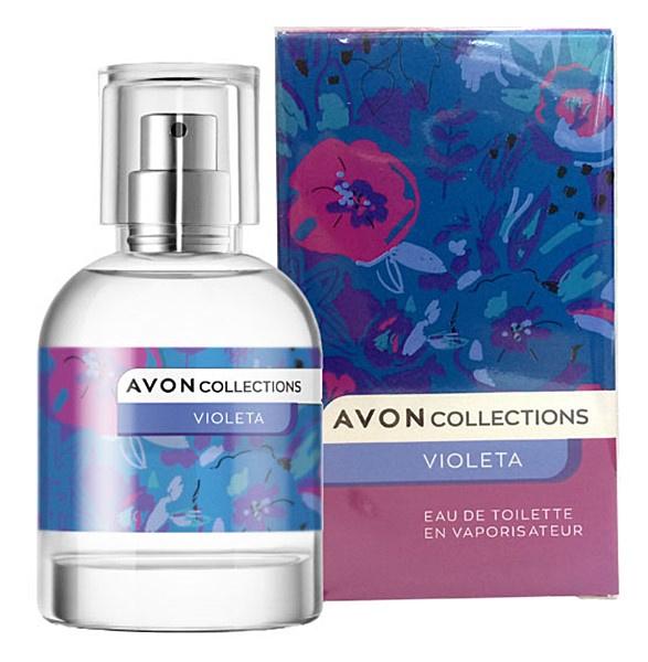 Violeta Woda Toaletowa dla Niej Avon Collections