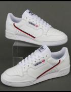 buty damskie adidas continental 80 białe...