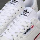 Buty damskie adidas continental 80 białe