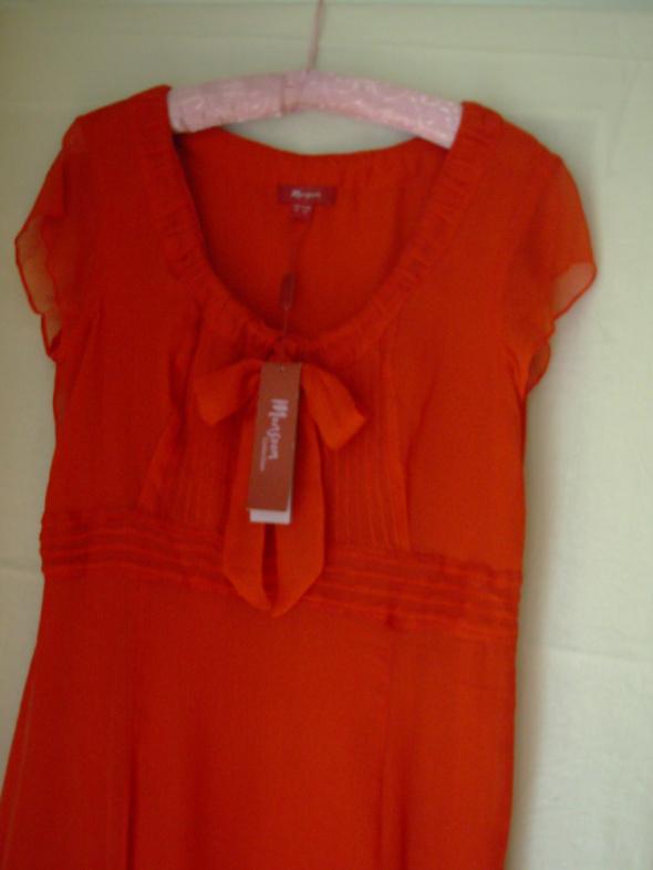 Jedwabna sukienka MONSOON 40...